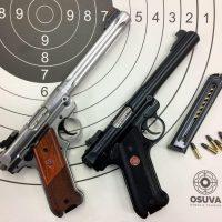 Ammunta käsiaseilla, Helsinki 60,00€