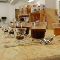 Paahtimovierailu ja kahvimaistelu 100,00€